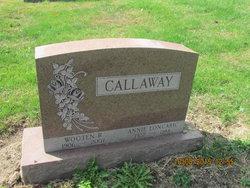 """Anna Elizabeth """"Annie"""" <I>Loncaric</I> Callaway"""