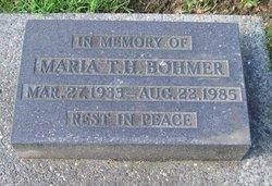 Maria Theadora H Bohmer