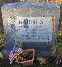 Irving Eugene Barnes