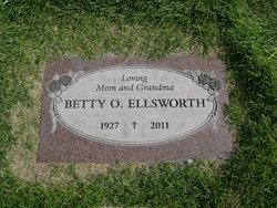 Betty O Ellsworth