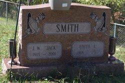 """J W """"Jack"""" Smith"""