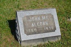 John McClelland Alcorn