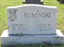 Edward Frank Ruminski