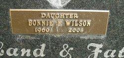 Bonnie Faye Wilson