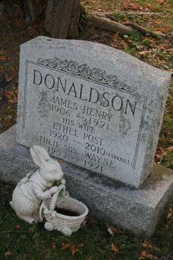 Ethel <I>Post</I> Donaldson