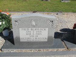 Fred Blaylock