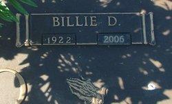 Billie D. Sisco