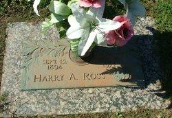 Harry A. Ross