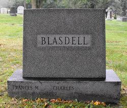 Frances M Blasdell