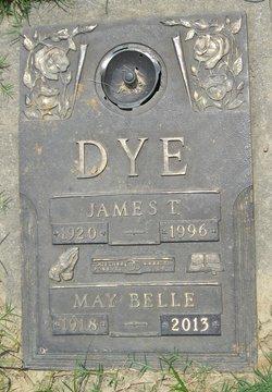 James T Dye
