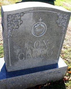 Mary A. <I>Conlon</I> Fox