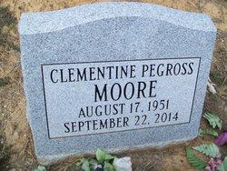 Clementine <I>Pegross</I> Moore