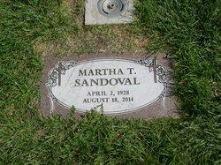 Martha T Sandoval