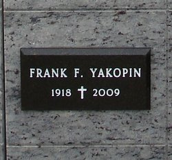 Frank F. Yakopin