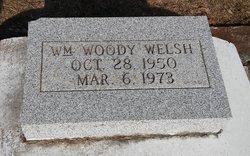 William Woody Welsh