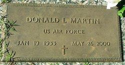Donald L. Martin