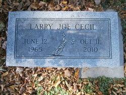 Larry Joe Cecil
