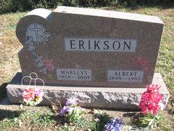 Marllys May <I>Jackson</I> Erikson