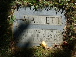 William Arthur Mallett
