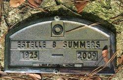 Estelle <I>Breaker</I> Summers