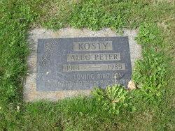 Alec Peter Kosty