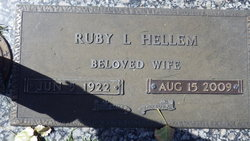 Ruby L. Hellem