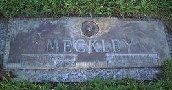 """John Stephen """"Steve"""" Meckley"""