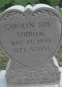 Carolyn Sue Stidham