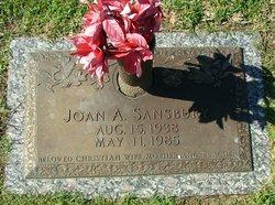 Joan A. Sansbury