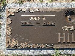 John W Hill