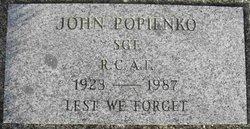 John Popienko