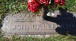 Rev Harry K Shackleford
