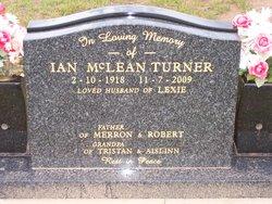 Ian McLean Turner