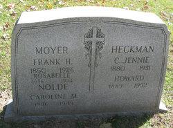 C Jennie Heckman