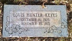 Louis Hunter Keyes