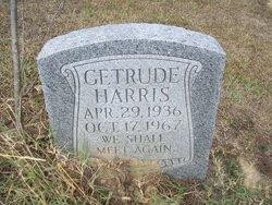 Getrude Harris