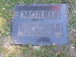 Cecil MacIntosh Morris