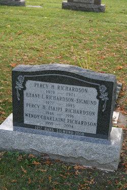 "Percy H. ""Skip"" Richardson"