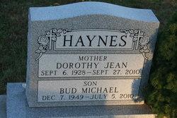 Dorothy Jean <I>Mann</I> Haynes
