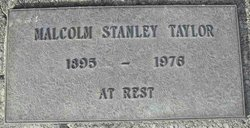 Malcolm Stanley Taylor
