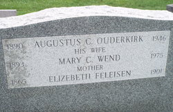 Mary C. <I>Wend</I> Ouderkirk