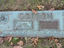 Margaret A. <I>Nestor</I> Gordon