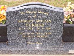Robert McLean Turner