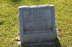 Julia Betko