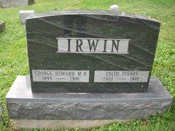 Edith <I>Pinney</I> Irwin