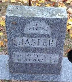 Viola E. <I>Purington</I> Jasper