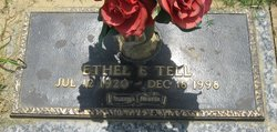 Ethel E Tell