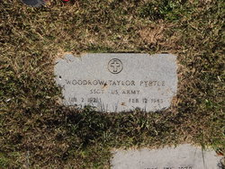 Woodrow Taylor Pyrtle