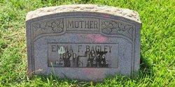Emma Frances <I>Moses</I> Bagley