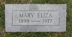 """Mary Elizabeth """"Eliza"""" <I>Pryor</I> Vincent"""